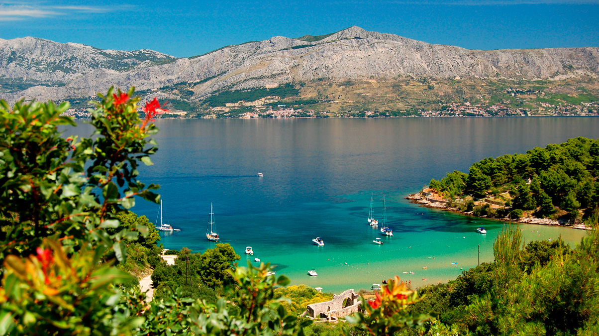 Horvátország Brac sziget